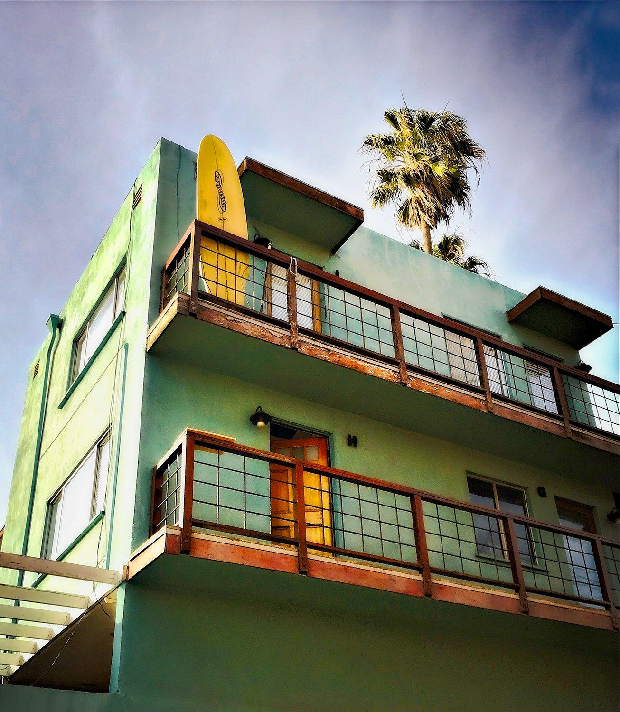beach view, surfboard, beachside, beachlife, apartment