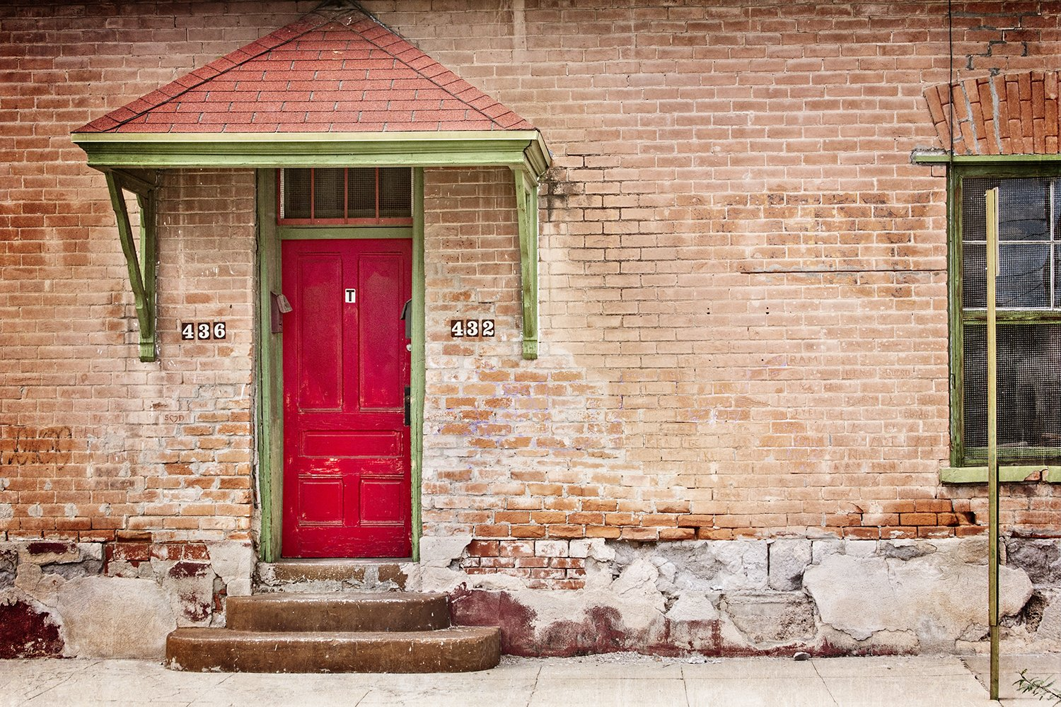 doors, alley, alley way, architecture, welcome, entry way, door, red