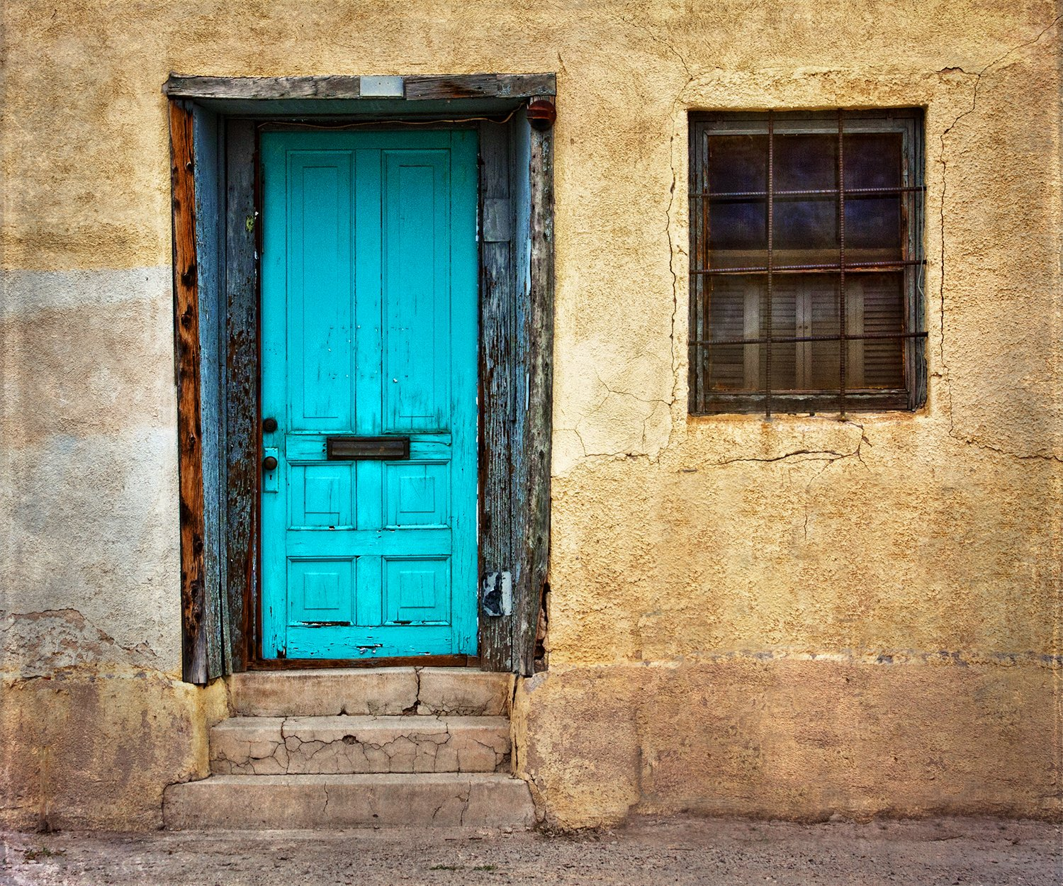 doors, Tucson, barrio, architecture, welcome, entry way, door, turquoise