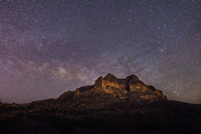milky way, solar system, stars, night, night shooting, dark,